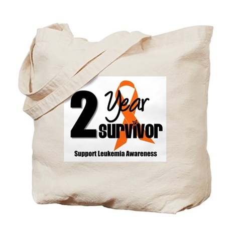 2Year-LeukemiaSurvivor Tote Bag