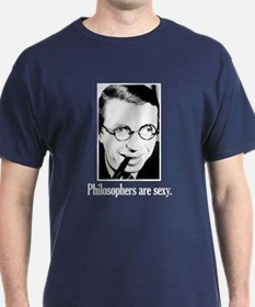 Philosophers are sexy T-Shirt
