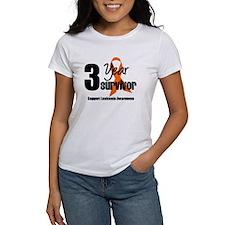 3Year-LeukemiaSurvivor Tee