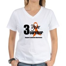 3Year-LeukemiaSurvivor Shirt