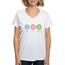 Peace, Love & Massage Shirt