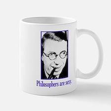 Philosophers are sexy Mug