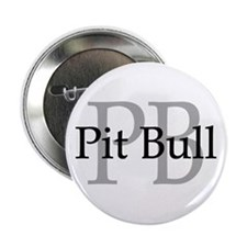"""Pit Bull PB 2.25"""" Button (100 pack)"""