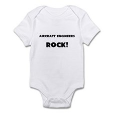 Aircraft Engineers ROCK Infant Bodysuit