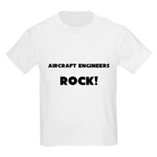 Aircraft Engineers ROCK T-Shirt