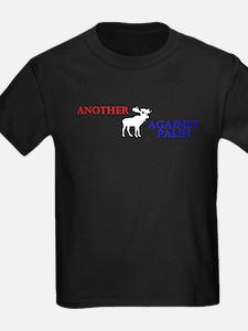 Moose Against Palin T