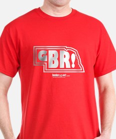 Go Big Red - Nebraska Football Shirt