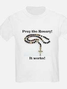 Padre Pio Kids T-Shirt