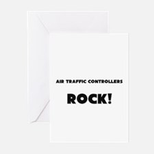 Air Traffic Controllers ROCK Greeting Cards (Pk of