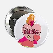 "Princess Emery 2.25"" Button"