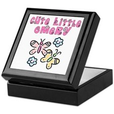 Cute Little Emery Keepsake Box