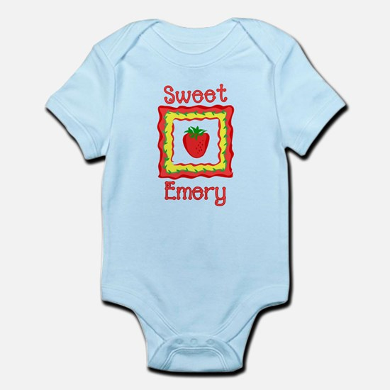 Sweet Emery Infant Bodysuit