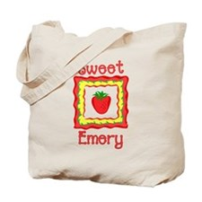 Sweet Emery Tote Bag