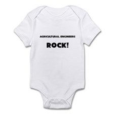 Agricultural Engineers ROCK Infant Bodysuit