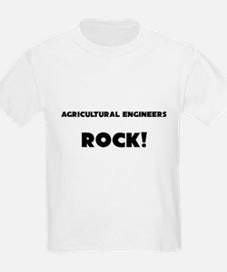 Agricultural Engineers ROCK T-Shirt