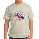 Born American. Democrat by Ch Light T-Shirt