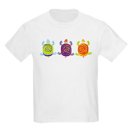Turtle fun Kids Light T-Shirt