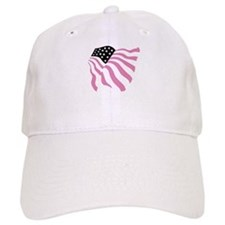 Palin (Pink Flag) Baseball Cap