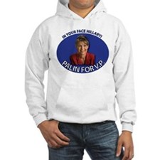 In Your Face Hillary! Jumper Hoody