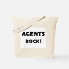 Agents ROCK Tote Bag