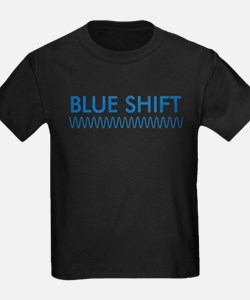 Blue Shift (front) Red Shif T-Shirt