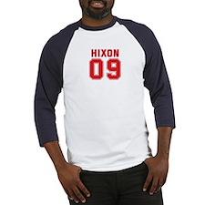 HIXON 09 Baseball Jersey