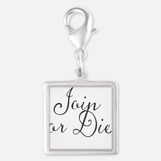 Join or Die Charms