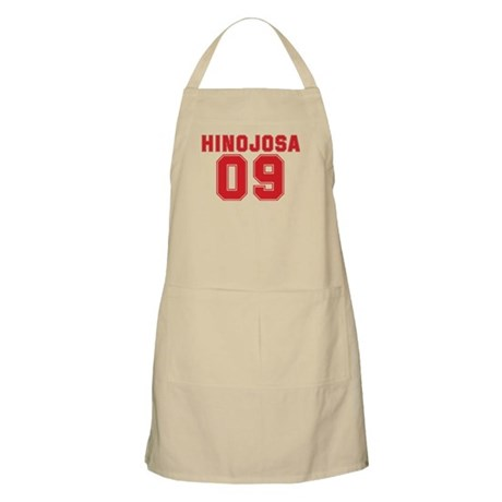 HINOJOSA 09 BBQ Apron