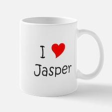 Cute I heart jasper Mug