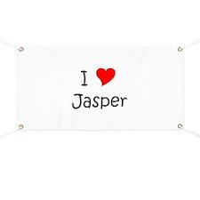 Jasper Banner