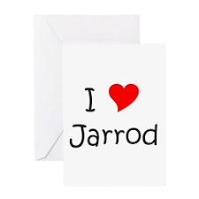 Jarrod's Greeting Card