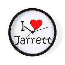 Unique Jarrett Wall Clock