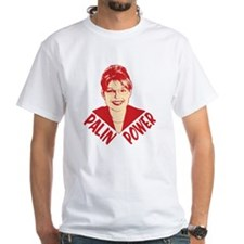 Palin Power (head shot) Shirt