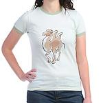 Camel Jr. Ringer T-Shirt