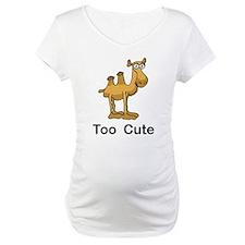 Too Cute Camel Shirt