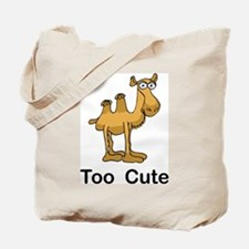 Too Cute Camel Tote Bag