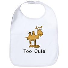 Too Cute Camel Bib