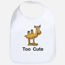 Too Cute Camel Bib