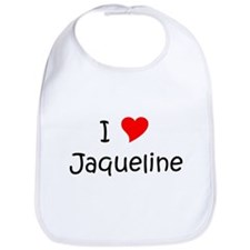 Cool Jaqueline Bib