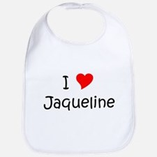 Unique Jaqueline Bib