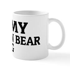 I Love My Karelian Bear Dog Mug
