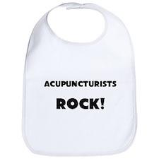 Acupuncturists ROCK Bib