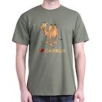 I Love Camels Dark T-Shirt