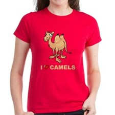 I Love Camels Tee