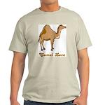 Camel Love Light T-Shirt