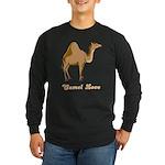 Camel Love Long Sleeve Dark T-Shirt