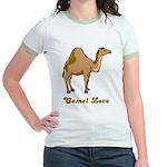 Camel Love Jr. Ringer T-Shirt