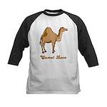 Camel Love Kids Baseball Jersey