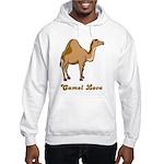 Camel Love Hooded Sweatshirt
