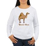 Camel Love Women's Long Sleeve T-Shirt